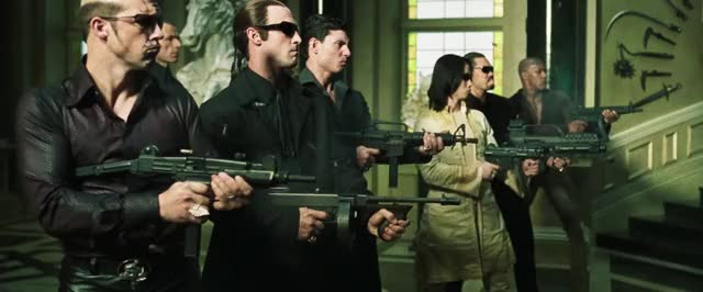 Watch and share The Matrix GIFs and Guns GIFs by MikeyMo on Gfycat