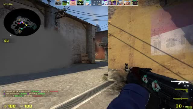 Watch and share Sick Prefire #csgo #onetap #ak47 #prefire GIFs by Medal.tv: Clip Your Game  on Gfycat