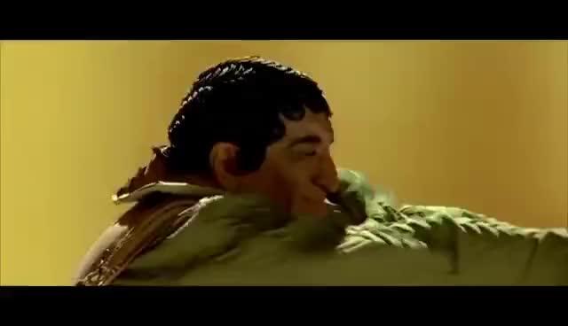 Watch and share Astérix & Obélix Mission Cléopâtre - Numérobis VS Amonbofis (Scène Culte) GIFs on Gfycat