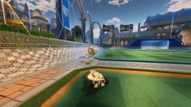 Watch and share Rocket League GIFs by Nessy on Gfycat