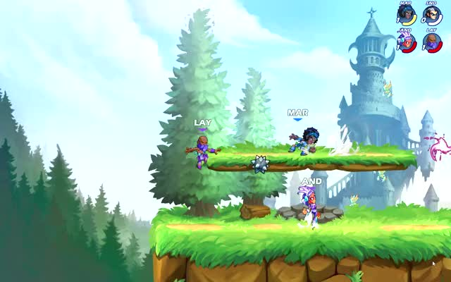 Watch and share Brawlhalla 2020-02-03 16-21-22 GIFs on Gfycat