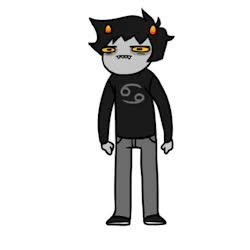 Watch and share Homestuck Troll Ask Dance Karkat Karkat Vantas Ask Blog ASK KARKAT GIFs on Gfycat