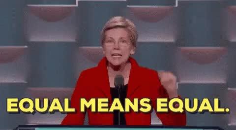 Watch and share Elizabeth Warren GIFs on Gfycat