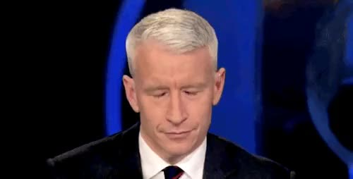 Watch and share Anderson Cooper GIFs on Gfycat