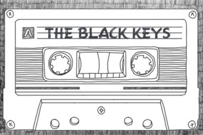 Watch and share Black And White GIFs and The Black Keys GIFs on Gfycat