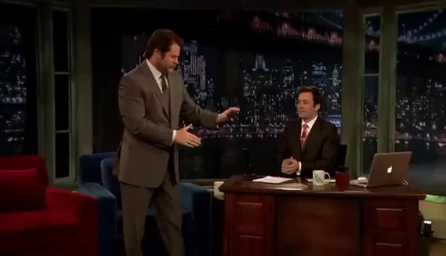 Watch Nick Offerman breakdancing GIF on Gfycat. Discover more Nick Offerman, breakdancing GIFs on Gfycat