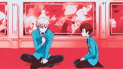 Watch Fear GIF on Gfycat. Discover more fujioka haruhi, gif:ohshc, haruhi fujioka, look at my cuties, mine, mygif, ohshc, ouran high school host club, ouran highschool host club, suoh tamaki, tamaki suoh GIFs on Gfycat