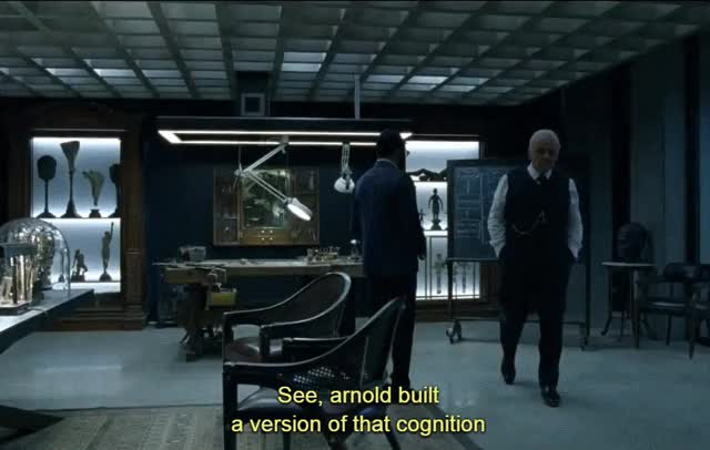 Watch and share Westworld GIFs by SourHero on Gfycat