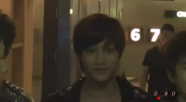 Watch KAI! GIF on Gfycat. Discover more cute, exok, exom, kai GIFs on Gfycat