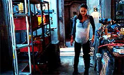 Watch and share Raven Reyes GIFs and The100daily GIFs on Gfycat
