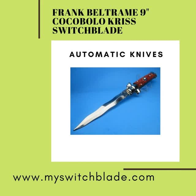 Watch and share Switchblade Knives GIFs by Myswitchblade on Gfycat