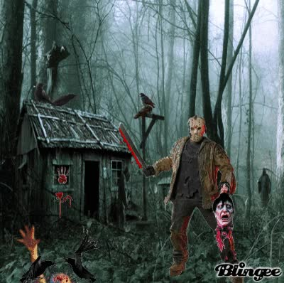Watch and share Jason Voorhees GIFs on Gfycat