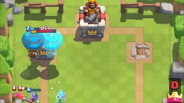 Watch balloon clone deck GIF by Clash Royale Kingdom (@clashroyalekingdom) on Gfycat. Discover more clashroyale, clashroyalekingdom, crk GIFs on Gfycat