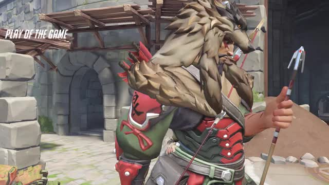 Watch and share Overwatch GIFs and Hanzo GIFs by colddennis on Gfycat