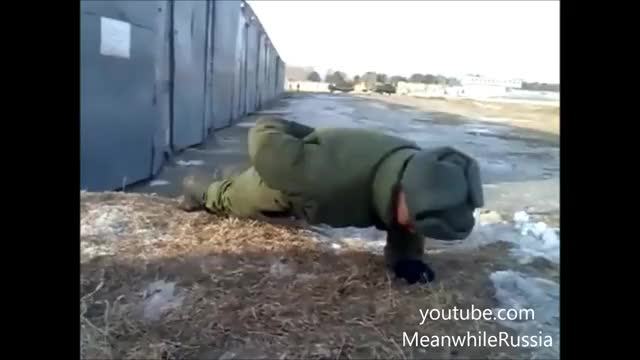 Watch No Hands Push-Ups GIF on Gfycat. Discover more NEW, Russia, Viral, amazing, awesome, best, cool, epic, high, meanwhile, omg, quality, soviet, win, wtf, youtube, yt GIFs on Gfycat