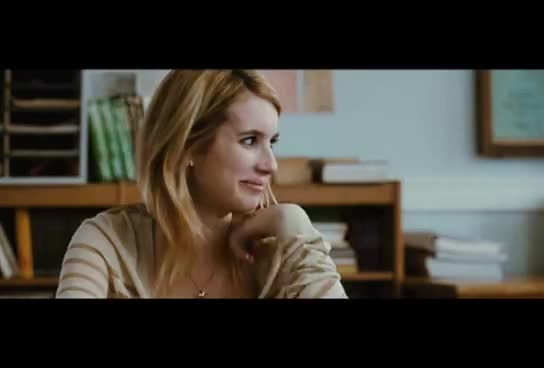 emma roberts, the art of getting by, emma roberts movie GIFs