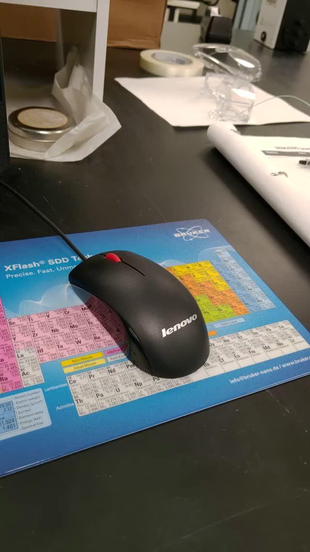 Watch and share Sticky Mouse, Sliding Mouse Pad GIFs by thazatzke on Gfycat