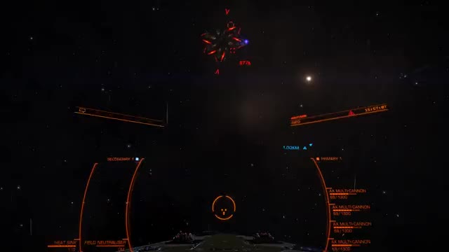 Watch and share Thargoid Cyclops Solo Kill GIFs on Gfycat