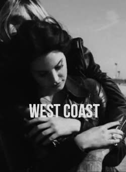 Watch and share Gif Lana Del Rey West Coast Ultraviolence GIFs on Gfycat
