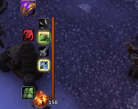 [Weakauras] Hunter Complete Suite (Legion) GIFs