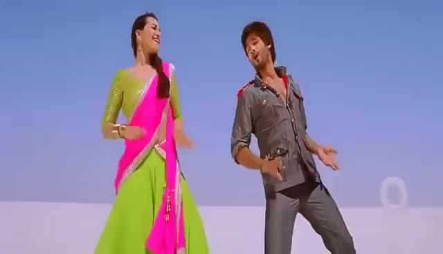 Watch and share Saree Ke Fall Sa Video HD MP4 Song R Rajkumar   Hindi Film Full HD 104 Mb HIGH GIFs on Gfycat