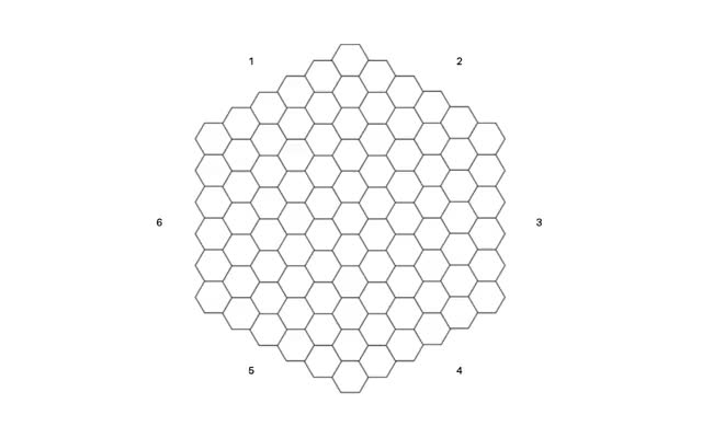 Watch hexagon GIF on Gfycat. Discover more related GIFs on Gfycat