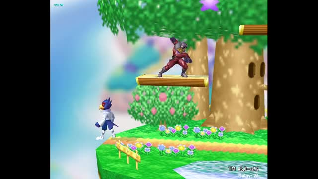 Watch and share Faster Melee - Slippi (2.3.1) Wrote Memory Card A Contents To User GC MemoryCardA.USA.raw 2021-07-04 02-25-44 GIFs by fuckmakingausername on Gfycat