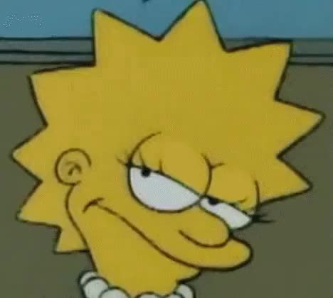 Watch and share Lisa Simpson GIFs on Gfycat