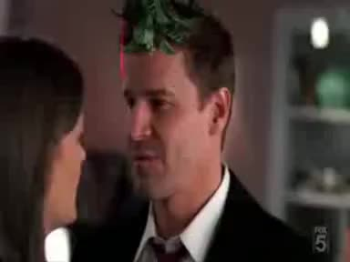 Booth And Bones First Kiss