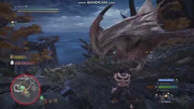 Watch and share MonsterHunterWorld 0019 GIFs on Gfycat