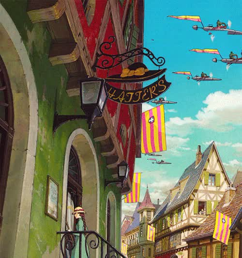 Watch Howl's Moving Castle (2004) GIF on Gfycat. Discover more ***, hmc, howl's moving castle, mine, sophie hatter, studio ghibli, studioghibligif GIFs on Gfycat