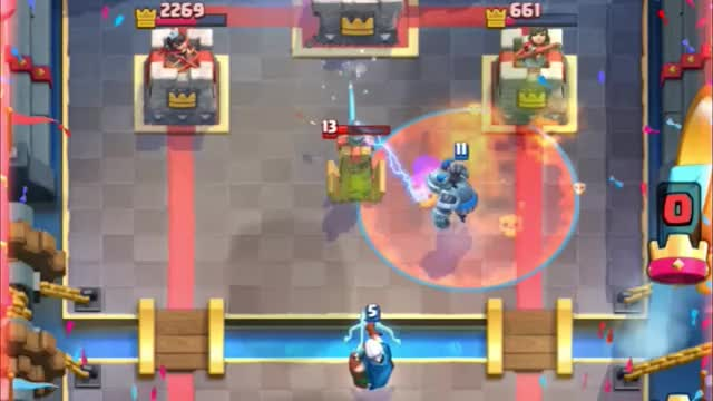 Watch and share Magic Archer Demo For Gyf GIFs by Clash Royale Kingdom on Gfycat
