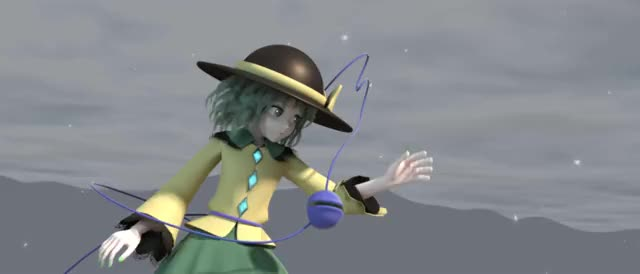 Watch and share 3dtouhou GIFs and Touhou3d GIFs by chronase on Gfycat