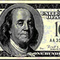 Watch and share 100 Dollar Bill Photo: 100 Dollar Bill Wink.gif GIFs on Gfycat