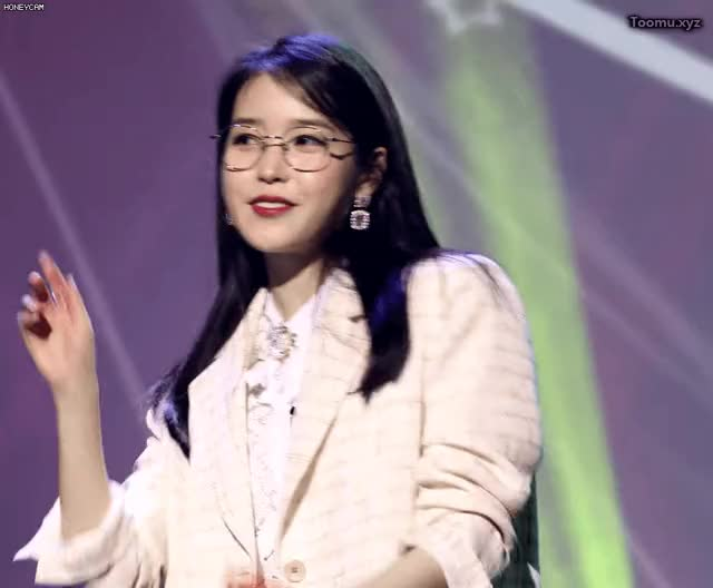 Watch and share 아이유 GIFs by toomu on Gfycat