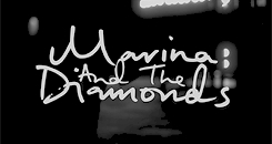 *gifs, 1k, celebs, ilm, lanasigh, marina and the diamonds, matd edit, matdedit, livin la dolce vita GIFs