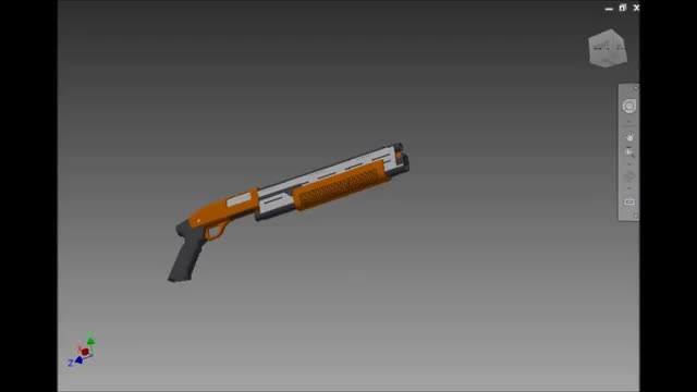 Watch and share RWBY Weapon Design: Dust Shotsword GIFs on Gfycat