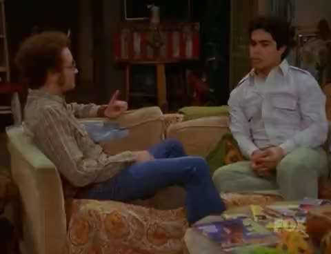 Watch and share That \'70s Show GIFs and Hyde GIFs on Gfycat