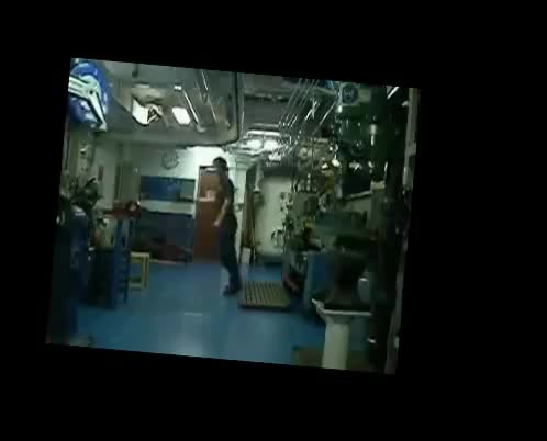 Watch and share Inside A Ship In Heavy Weather. (reddit) GIFs on Gfycat