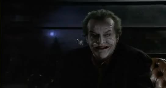 Watch this joker GIF on Gfycat. Discover more jack nicholson, joker, the joker GIFs on Gfycat