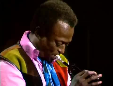Watch and share Miles Davis GIFs on Gfycat