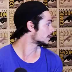 Watch and share Dylan O'brien GIFs and Jamie Bell GIFs on Gfycat