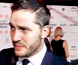 Watch and share Tom Hardy GIFs and My Gifs GIFs on Gfycat