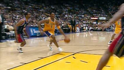 022700, Kobe Bryant — Los Angeles Lakers GIFs