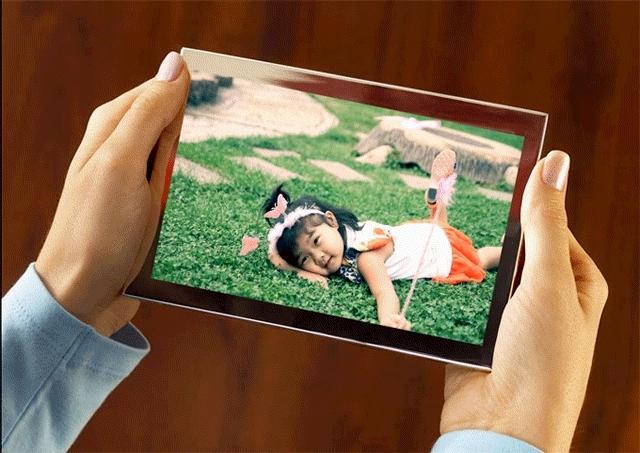 cinemagraphs, A little girl GIFs