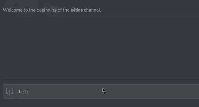 discordapp, Didn't know Discord had Vim-like editing syntax (reddit) GIFs