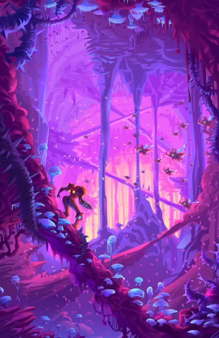 Watch Metroid Parallax Injection GIF on Gfycat. Discover more depthy GIFs on Gfycat