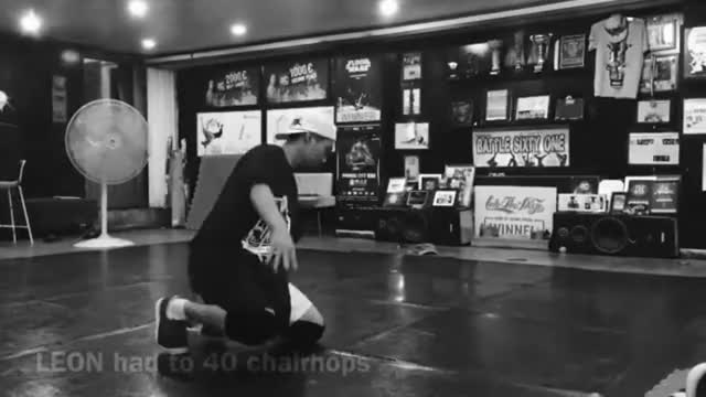 Watch Bboy  LEON - Practice / TRAILER 2016 - 2017  // .ELPACHO GIF on Gfycat. Discover more related GIFs on Gfycat