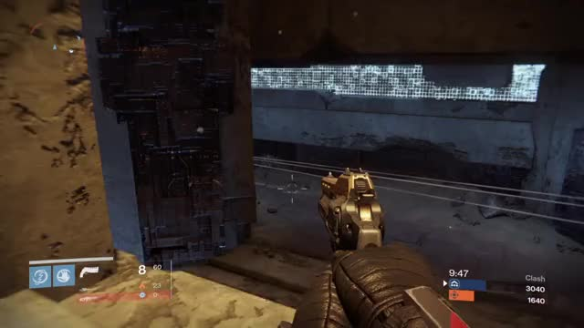 Watch and share Destiny - MLG Moments - Double Hazard Pay GIFs by letsrokk on Gfycat