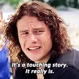 Watch Heath Freak :) GIF on Gfycat. Discover more 10 Things I Hate About You, Heath Ledger, Patrick Verona, not my gifs GIFs on Gfycat